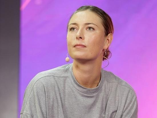 Мария Шарапова решила не ехать на Олимпиаду в Токио
