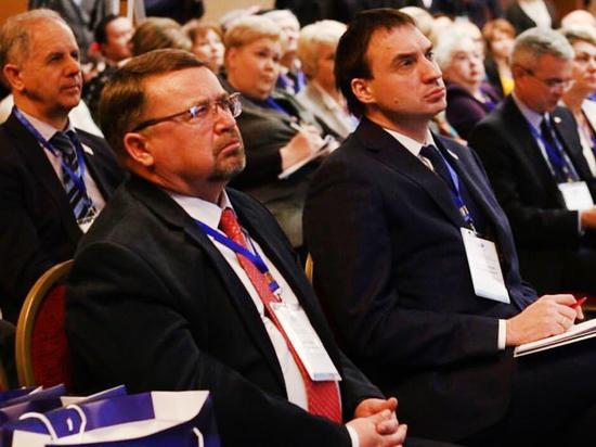Антон Шарпилов принял участие во встрече Путина с омбудсменами