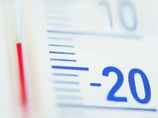 12 декабря в Чувашии ожидается «желтый» уровень опасности