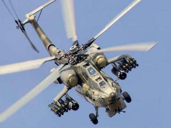 Минобороны подтверждает крушение вертолета Ми-28 на Кубани
