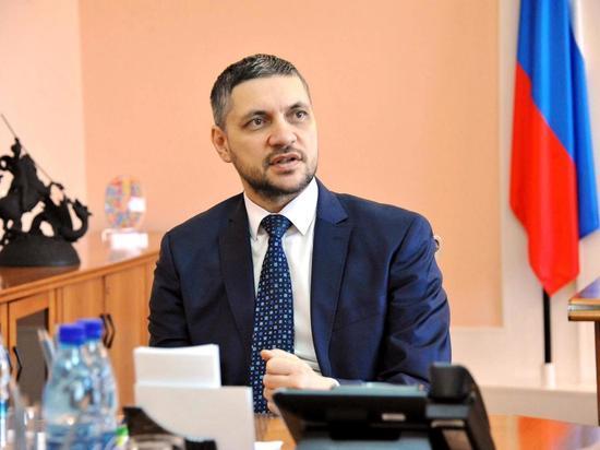 Осипов поздравил забайкальцев с Днём Конституции