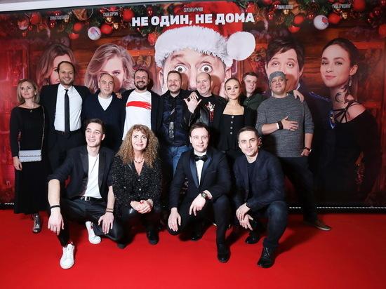 Прошла премьера фильма «Полицейский с Рублевки. Новогодний беспредел 2»