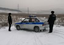 Жители Бурятии пытались убежать с 700 граммами «травки»