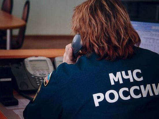 В Иванове произошел пожар с пострадавшим