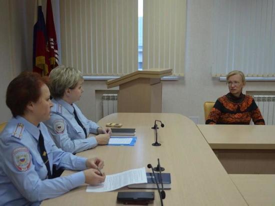 В Ивановской полиции отметили работу поисковиков отряда «Лиза Алерт»