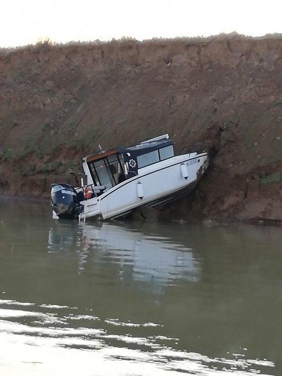 В Иркутске за смерть пассажиров оштрафовали владельца катера