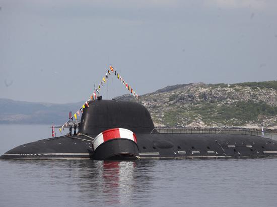 В Приморье частично затонула подводная лодка