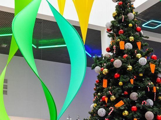 Лучшие новогодние витрины выберут в Волгограде