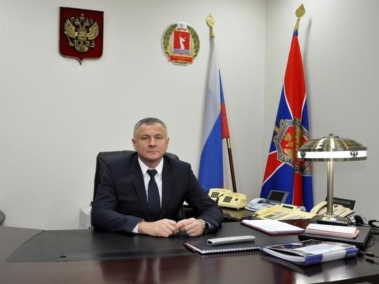 УФСБ по Волгоградской области возглавил Игорь Голдобин