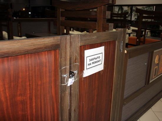 В Йошкар-Оле из-за множества нарушений закрыли кафе японской кухни