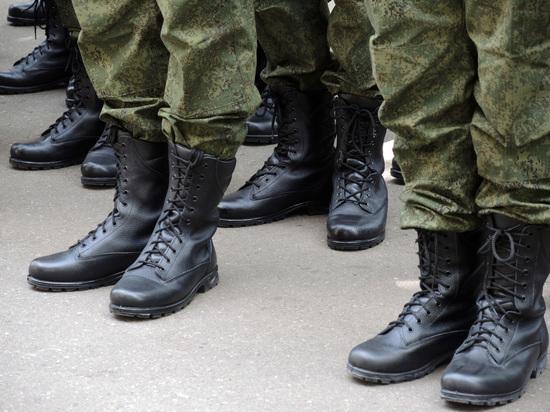 В Сибири погиб солдат-срочник