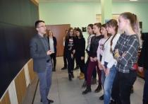 Костромские старшеклассники познакомились с работой Костромаэнерго
