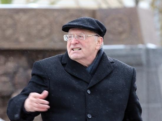 Жириновский предложил Путину праздновать день рождения России