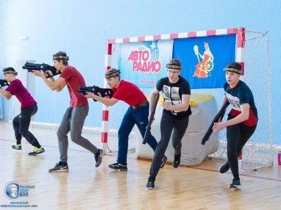 Студенты из Ивановского госуниверситета выяснят, кто из них лучше в лазертаге