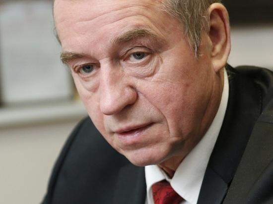 СМИ узнали об уходе Левченко с поста главы Иркутской области