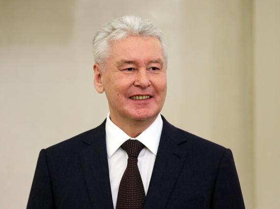 Мэр Москвы Сергей Собянин поздравил «Московский комсомолец» с юбилеем