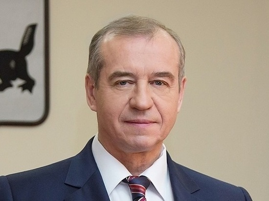 Путин принял отставку Левченко с поста губернатора Иркутской области