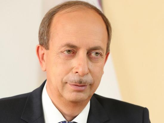 Путин подписал указ об отставке главы Еврейской автономной области