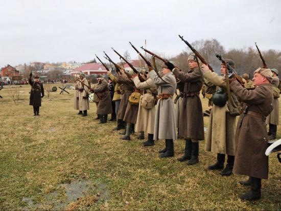 Потомки победителей чтят память героев Отечества