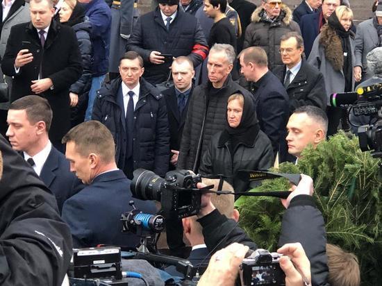 Несмотря на приезд Путина, журналистов собралось больше, чем медийных персон