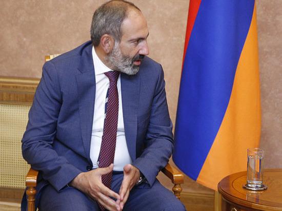 Пашинян прокомментировал резолюцию США о геноциде армян