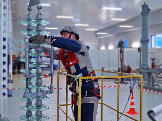 Центр подготовки персонала филиала Россети ФСК ЕЭС - МЭС Западной Сибири укомплектован новым оборудованием
