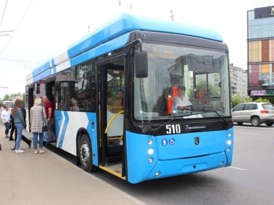 Работу общественного автотранспорта в Иванове будет контролировать областная администрация