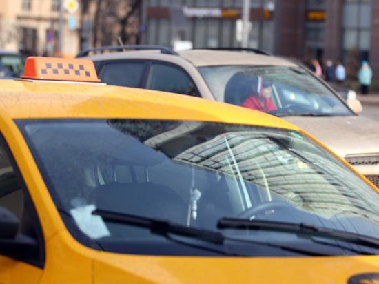 На юго-западе Москвы бандиты расстреляли такси и ограбили пассажирку