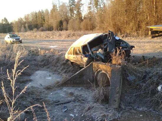 За прошедшие сутки в Ивановской области произошли две аварии, в которых травмы получили два человека