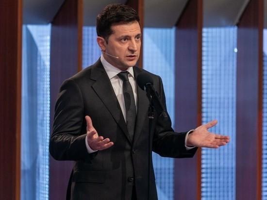 Зеленский развеял опасения Путина о резне в Донбассе