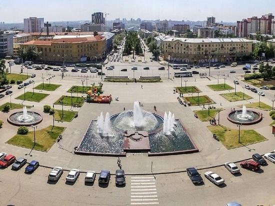 Педагоги-пенсионеры просят чугунную ленту Мёбиуса в Новосибирске