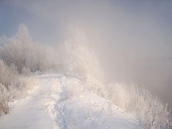 В Хакасии по-прежнему прогнозируют туман