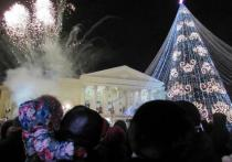 Перенесена дата открытия главной елки Тюмени