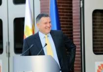 Аваков предложил навести порядок в Донбассе при помощи украинской полиции