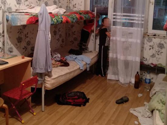 Жительница Долгопрудного уложила малолетних детей спать с гастарбайтерами