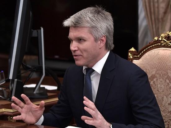 СМИ: Министру спорта России тайно вручили государственную награду
