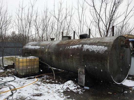 Бензин, который вызывает рак, или кто страдает от хищений топлива