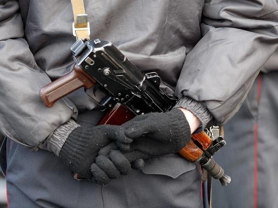 В Москве арестовали боевиков ИГ с автоматом и бомбой