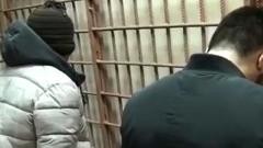 ФСБ показала момент задержания боевиков, готовивших теракт в школе