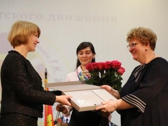 Торжественное мероприятие, посвящённое 25-й годовщине образования в Серпухове кадетского корпуса, прошло в СОШ № 1