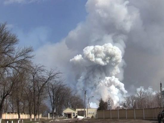 Эксперт заподозрил Украину контрабанде оружия: «Склады горят неслучайно»