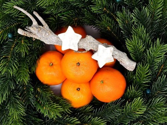 Россияне к Новому году перейдут на мандарины подешевле