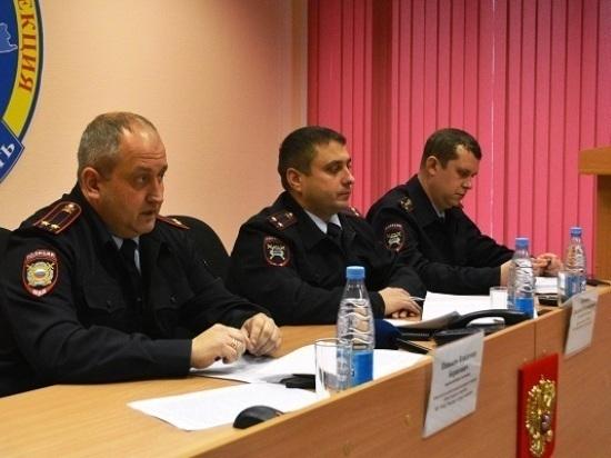 Более 250 сотрудников полиции обеспечат безопасность новогодних праздников в Серпухове