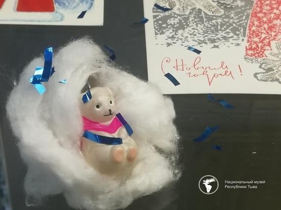Музей в Туве приглашает в атмосферу советского нового года
