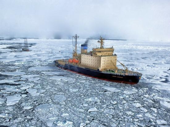 Россия вступила в решающую схватку за хребет Менделеева