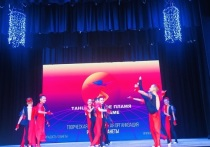 «Танцевальное пламя» в Железноводске собрало таланты