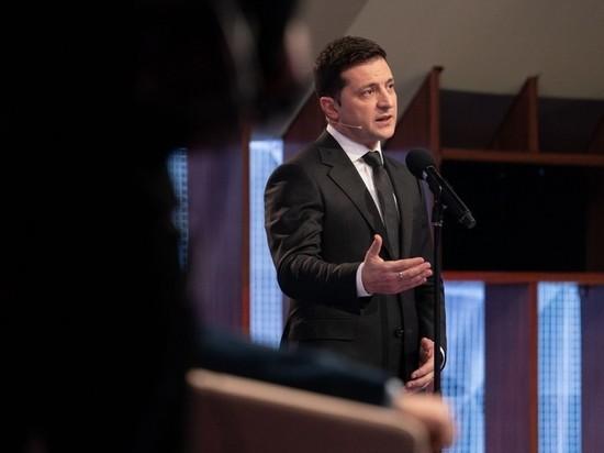 Зеленский назвал пять пунктов «формулы будущего» Украины