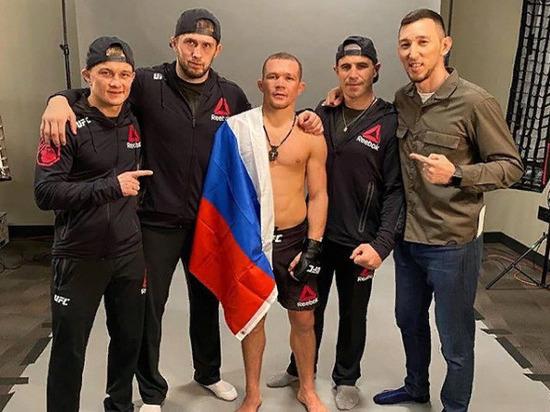 Итоги UFC 245: россиянин отправил в нокаут американскую легенду
