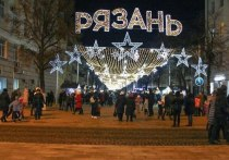 Николай Любимов с супругой прогулялись по Новогодней столице