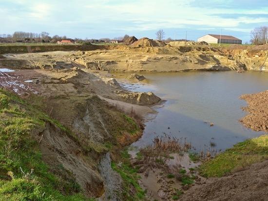 В Кировской области нашли крупное месторождение песка